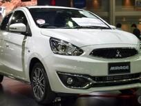 Xe Mirage nhập khẩu, xe màu trắng ngọc trai, đời xe 2017 0982.455.567