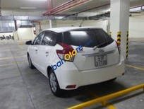 Cần bán xe cũ Toyota Yaris E đời 2014, màu trắng còn mới, 610 triệu