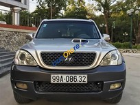 Bán Hyundai Terracan năm sản xuất 2004, màu bạc, nhập khẩu