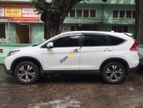 Cần bán gấp Honda CR V CRV sản xuất 2013, màu trắng