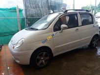 Cần bán gấp Daewoo Matiz sản xuất 2002, màu trắng