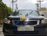 Bán xe Honda Accord 2.4 đời 2008, màu đen, nhập khẩu