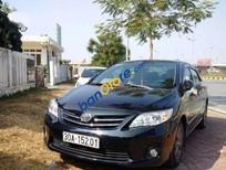 Cần bán xe Toyota Corolla AT năm sản xuất 2014, màu đen, nhập khẩu