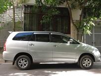 Bán xe Innova 2.0G màu ghi vàng sx cuối 2007. Lh Ms Huyền 0968788526 chính chủ