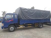 Bán xe tải JAC 6 tấn thùng bạt cũ mới Thái Bình 0964674331