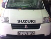 Cần bán gấp con xe tải cũ Suzuki đời 2015 thùng mui kín giá thương lượng