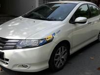 Bán xe Honda City năm sản xuất 2010, màu trắng, nhập khẩu nguyên chiếc