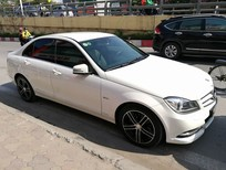 Bán xe Mercedes C200 2011, màu trắng