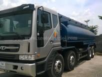 Xe Daewoo M9AEF - Bồn chở xăng dầu 22 m3