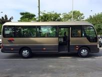 Bán xe Hyundai County đồng vàng 2017, màu xám, nhập khẩu chính hãng