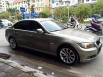Bán BMW 3 Series 320i 2009, màu vàng cát cháy, nhập khẩu