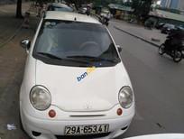 Cần bán gấp Daewoo Matiz SE sản xuất 2008, màu trắng, giá tốt