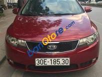 Cần bán xe Kia Cerato AT đời 2009, màu đỏ