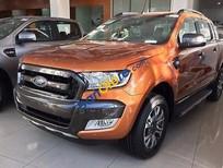 Bán Ford Ranger Wildtrak 3.2L AT 4X4 đời 2016, 870 triệu