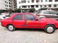 Bán Mercedes 190 đời 1990, màu đỏ, nhập khẩu, giá chỉ 120 triệu