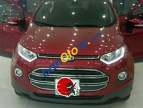Bán xe cũ Ford EcoSport AT năm 2015, màu đỏ, 610 triệu