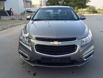 Bán Chevrolet Cruze 2017, hỗ trợ ngân hàng toàn quốc, giá tốt nhất miền Nam