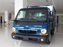Bán xe tải Kia K190 thùng mui bạt - tải trọng 1.9 tấn Hà Nội - Hà Đông