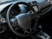 Bán ô tô Mitsubishi Mirage 2018, số tự động, màu trắng, xe nhập giá 395 triệu