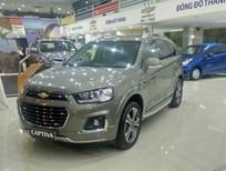 Cần bán xe Chevrolet Captiva REVV đời 2018, màu nâu giá cực tốt