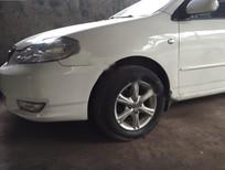 Cần bán xe Toyota Corolla altis G sản xuất 2002, màu trắng
