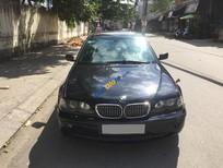 Nhà cần bán xe BMW 325i 2006, màu đen, số tự động