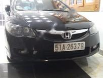 Cần bán Honda Civic 2.0AT sản xuất năm 2012, màu đen