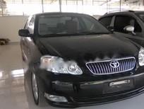 Bán Toyota Corolla altis 1.8MT năm sản xuất 2008, màu đen, giá 465tr