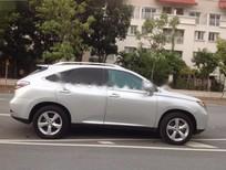 Cần bán lại xe Lexus RX 350 đời 2010, màu bạc, nhập khẩu nguyên chiếc còn mới