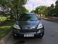 Bán Honda CR V 2.0AT sản xuất năm 2009, màu xám, xe nhập, 709 triệu