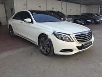 Cần bán Mercedes S500L đời 2016, màu trắng