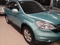 Bán Honda CR V năm sản xuất 2012, màu xanh lam