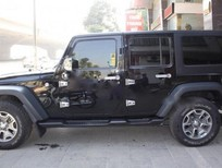 Bán ô tô Jeep Wrangler Rubicon sản xuất 2015, màu đen, nhập khẩu
