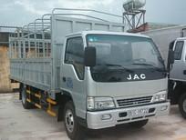 Xe tải Jac 2.4 tấn trả góp giá cực rẻ, chỉ cần trả trước 40 triệu