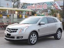 Cần bán Cadillac SRX 4 2010, màu vàng, nhập khẩu nguyên chiếc