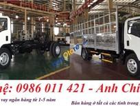 Xe tải Isuzu Vĩnh Phát thùng dài 8m2
