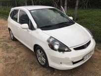Cần bán xe Honda FIT 1.5AT năm sản xuất 2006, màu trắng, xe nhập