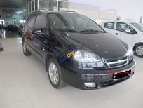 Cần bán gấp Chevrolet Vivant 2.0L năm sản xuất 2008, màu đen số sàn