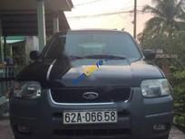 Bán Ford Escape XLT đời 2003, màu đen số tự động, giá chỉ 235 triệu