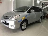 Bán Toyota Innova G 2.0MT đời 2009, màu bạc xe gia đình