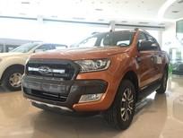 Bán xe Ford Ranger Wildtrak 3.2 2016, nhập khẩu giá cạnh tranh