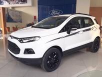 Cần bán Ford EcoSport Titanium 2016, màu trắng, giá chỉ 600 triệu