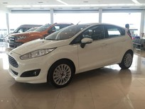 Cần bán xe Ford Fiesta S 2017, màu trắng, giá 510tr, giao xe ngay
