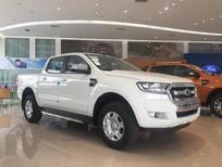 Cần bán Ford Ranger XLT 2016, màu trắng, xe nhập, 700 triệu