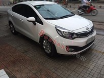Cần bán lại xe Kia Rio AT sản xuất 2014, màu trắng