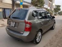 Cần bán xe Kia Carens SX 2.0AT đời 2013, màu xám chính chủ