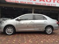 Cần bán lại xe Toyota Vios 1.5G sản xuất 2010, màu bạc
