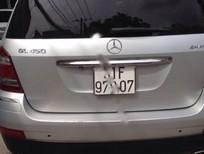 Cần bán Mercedes GL 450 sản xuất 2006, màu bạc, xe nhập xe gia đình