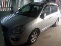 Cần bán Kia Carens đời 2009, màu bạc, xe nhập chính chủ, giá tốt