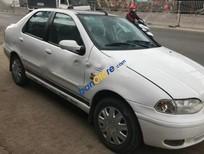 Cần bán lại xe Fiat Siena HLX đời 2003, màu trắng